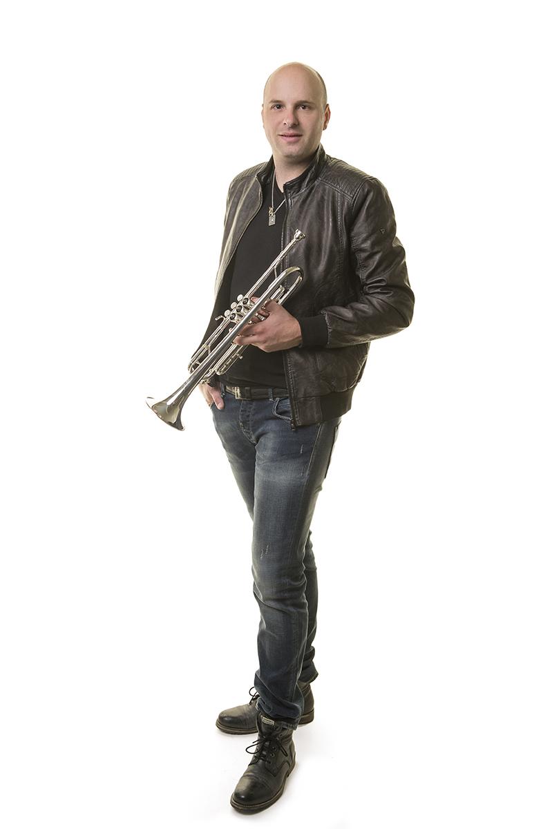 David Bonvin trompettiste