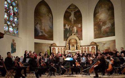 Concert Schubert avec l'Orchestre de Chambre du Valais