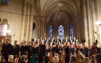 Concert Mozart avec l'Orchestre de Chambre du Valais