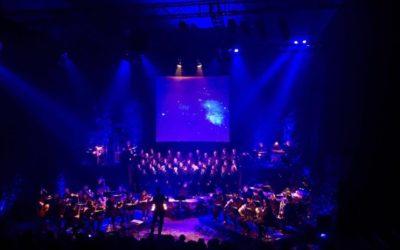 Spectacle «Follat'Era» avec l'Orchestre de Chambre du Valais